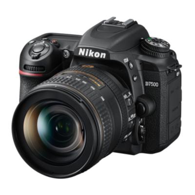 Nikon  D7500 Kit AF-S DX 16-80mm f/2.8-4.0 E ED VR Spiegelreflexkamera   0018208955572