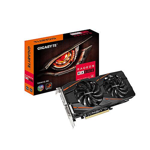 AMD Radeon RX 580 Gaming 8GB PCIe Grafikkarte DVI/HDMI/3x DP | 4719331301439