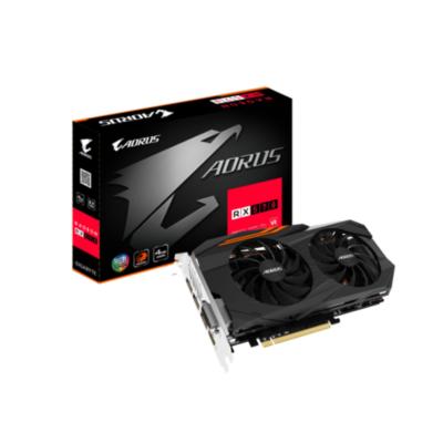 Gigabyte  AORUS AMD Radeon RX 570 Gaming 4GB PCIe Grafikkarte DVI/HDMI/3x DP | 4719331301415