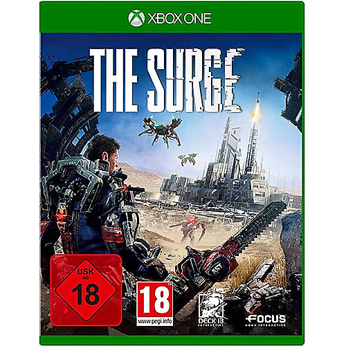 The Surge Xbox One FSK18