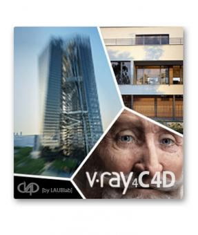 V-Ray 3.3 for CINEMA 4D PlugIn Upgrade Special