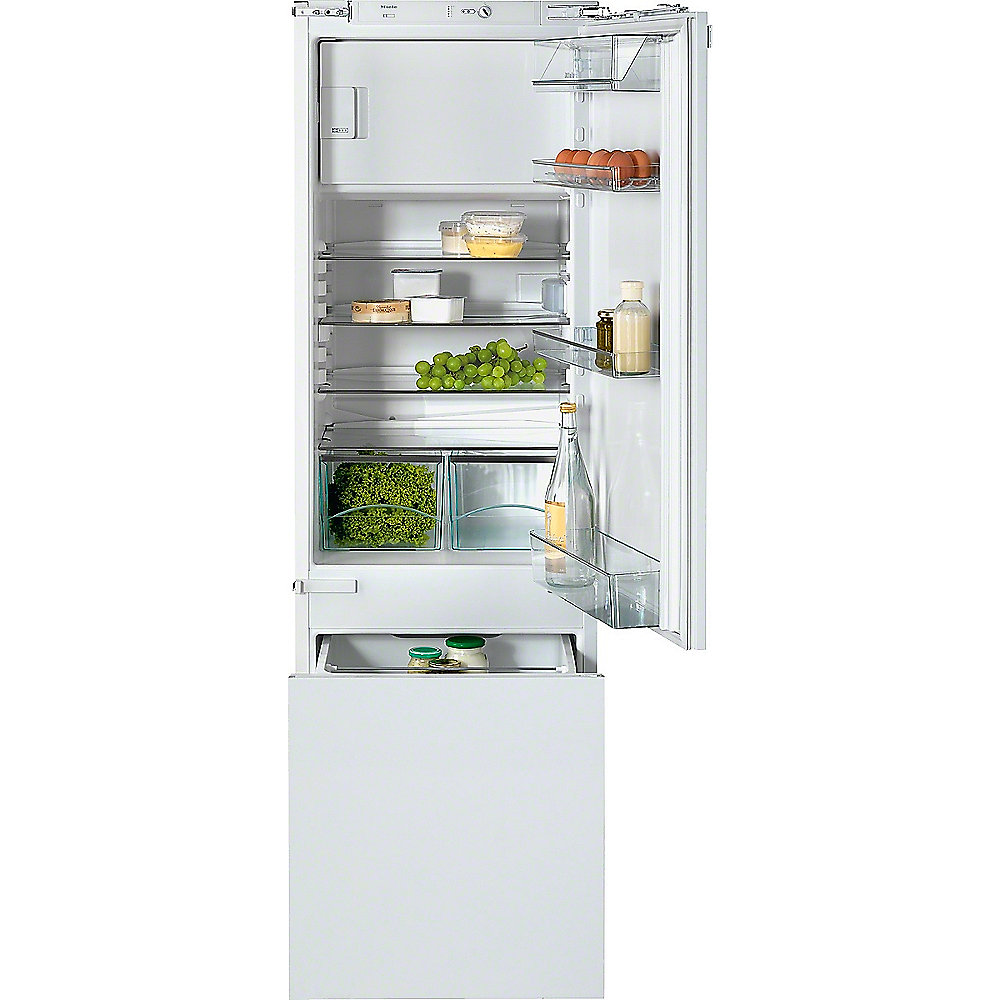 Miele K 9726 iF-1 Einbau-Kühlschrank mit Gefrierfach A++ 178,8cm ++ ...