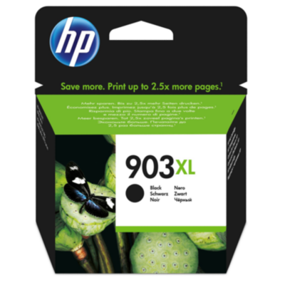 HP  903XL Original Druckerpatrone Schwarz T6M15AE | 0889894728999