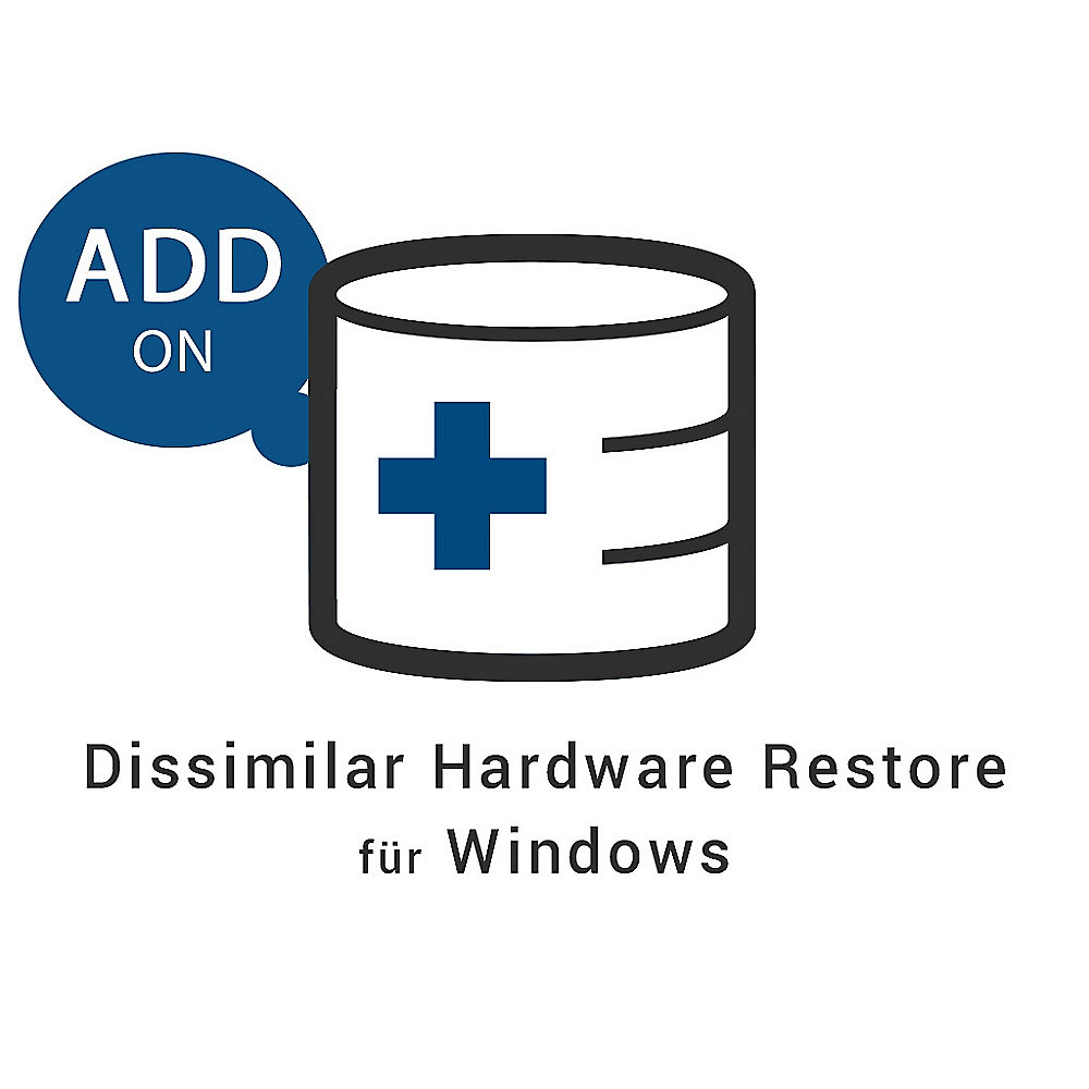 Retrospect Diss HW Restore Desktop v12 int. Win ESD - Add On