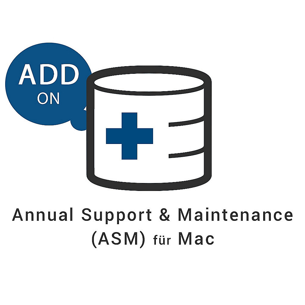 Retrospect Annual Support & MNT für Single Server v14 (20Cl) int. Mac ESD