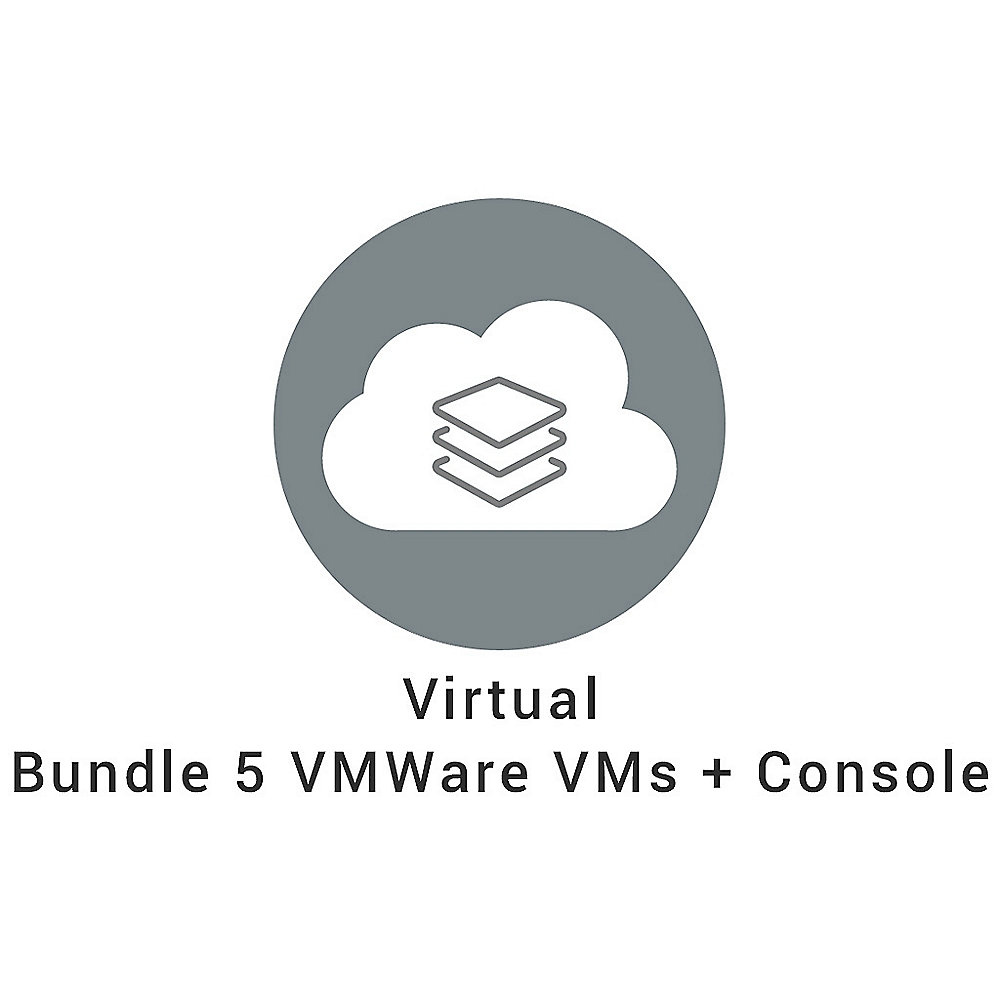 Retrospect Virtual VMware Bundle + Management Console int. + ASM ESD