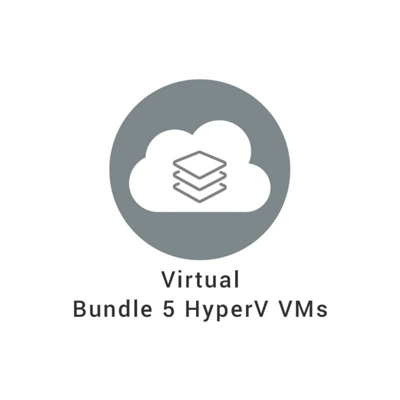 Retrospect Virtual HyperV Bundle int. Upgrade + ASM ESD