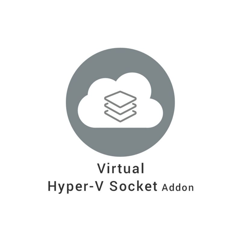 Retrospect Virtual HyperV Socket Addon int. Upgrade + ASM ESD