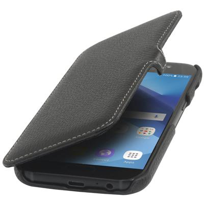 Stilgut  Book Type mit Clip für Samsung Galaxy A5 (2017) schwarz | 4260272064476