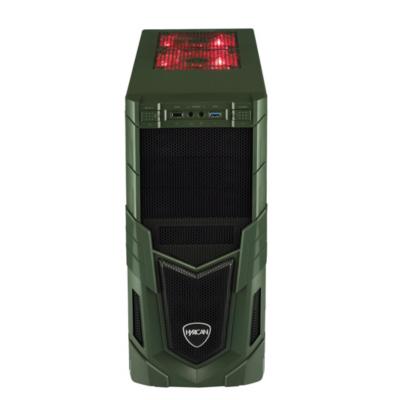 Hyrican  Military Gaming 5554 PC i7-7700 8GB/1TB 120GB SSD GTX 1060 Windows 10   4045643055549