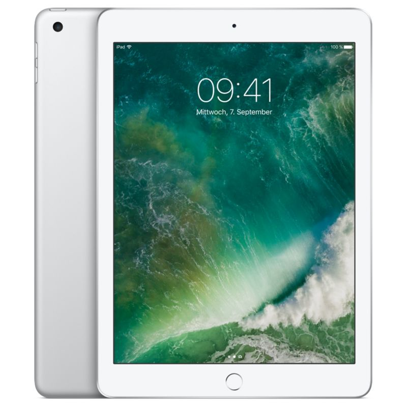 Apple iPad Wi-Fi 32 GB Silber (MP2G2FD/A)