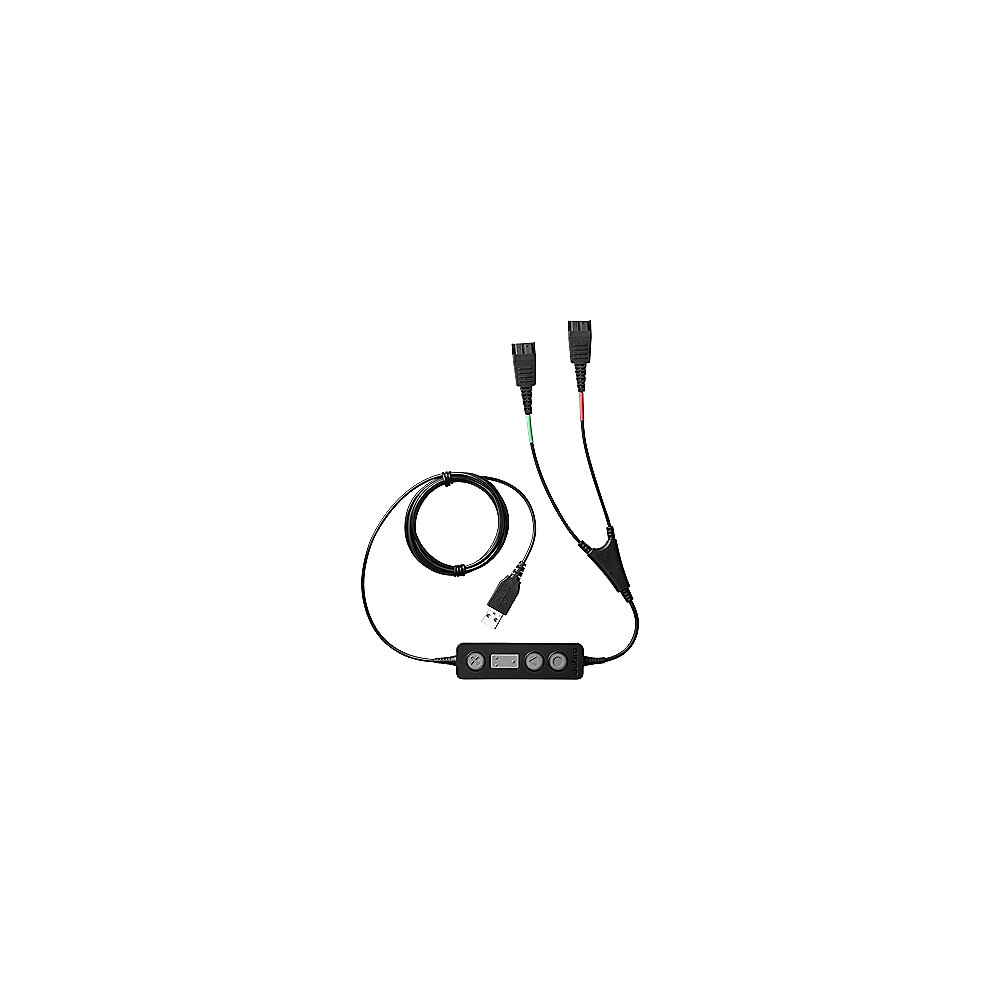 JABRA LINK 265 USB/QD Training Cable Headsetadapter
