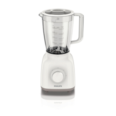 Philips  HR2100/00 Daily Collection Standmixer weiß | 8710103594918