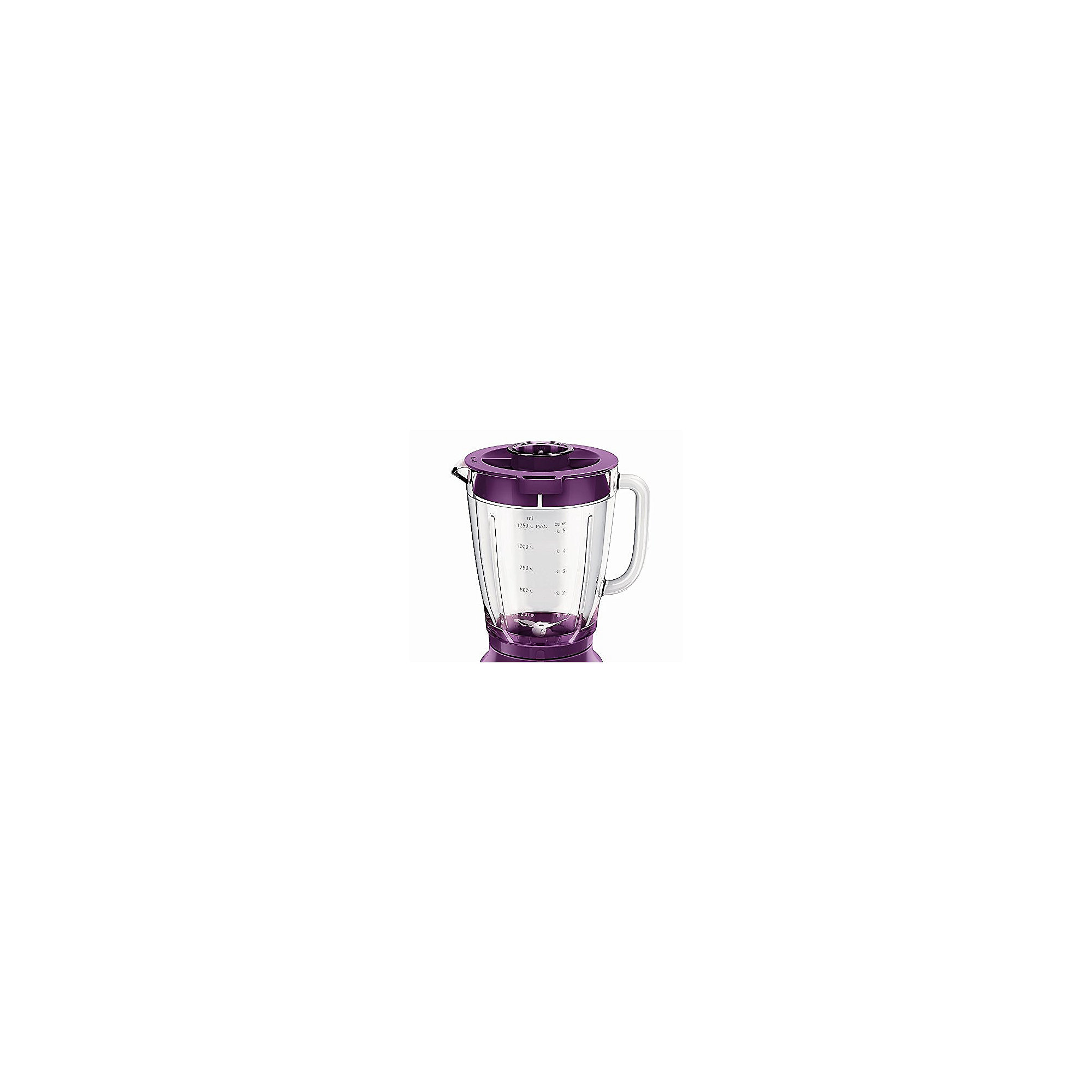 Philips HR2105/60 Daily Collection Standmixer lila