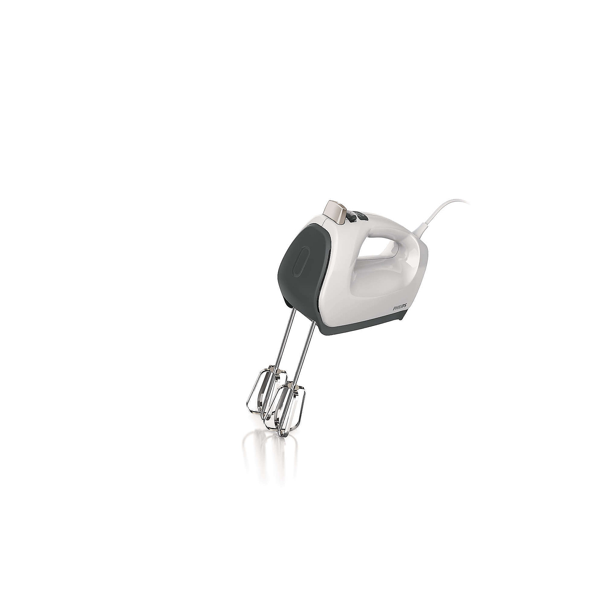 Philips Viva Collection HR1572/50 Handmixer 550 W weiß