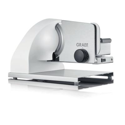 Graef  Sliced Kitchen SKS901 Allesschneider weiß   4001627011529