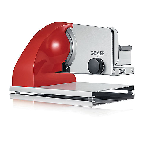 Graef Sliced Kitchen SKS903 Allesschneider rot