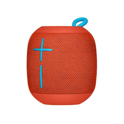 Ultimate Ears  Wonderboom Bluetooth Speaker, rot, wasserdicht, mit Akku | 5099206070547