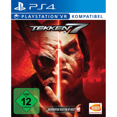 Sony Tekken 7 VR – PS4 | 3391891990875