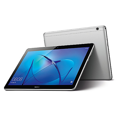 HUAWEI MediaPad T3 10 Android 7.0 Tablet WiFi 16 GB grey   6901443178186