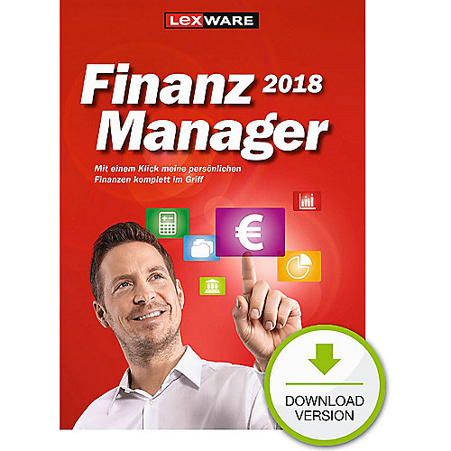 Lexware FinanzManager 2018 (Version 25.00) ESD