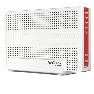 AVM  FRITZ!Box 6590 Cable WLAN-ac Kabelmodem Router mit VoIP Telefonie and DECT | 4023125027819