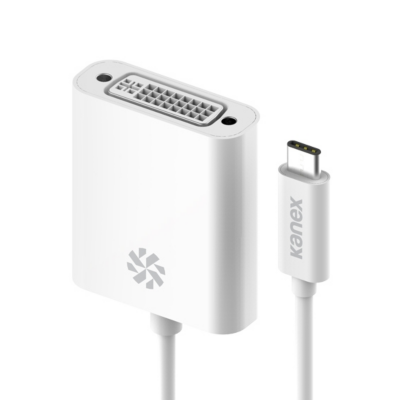 Kanex  USB-C to DVI-D Adapter | 0814556019511