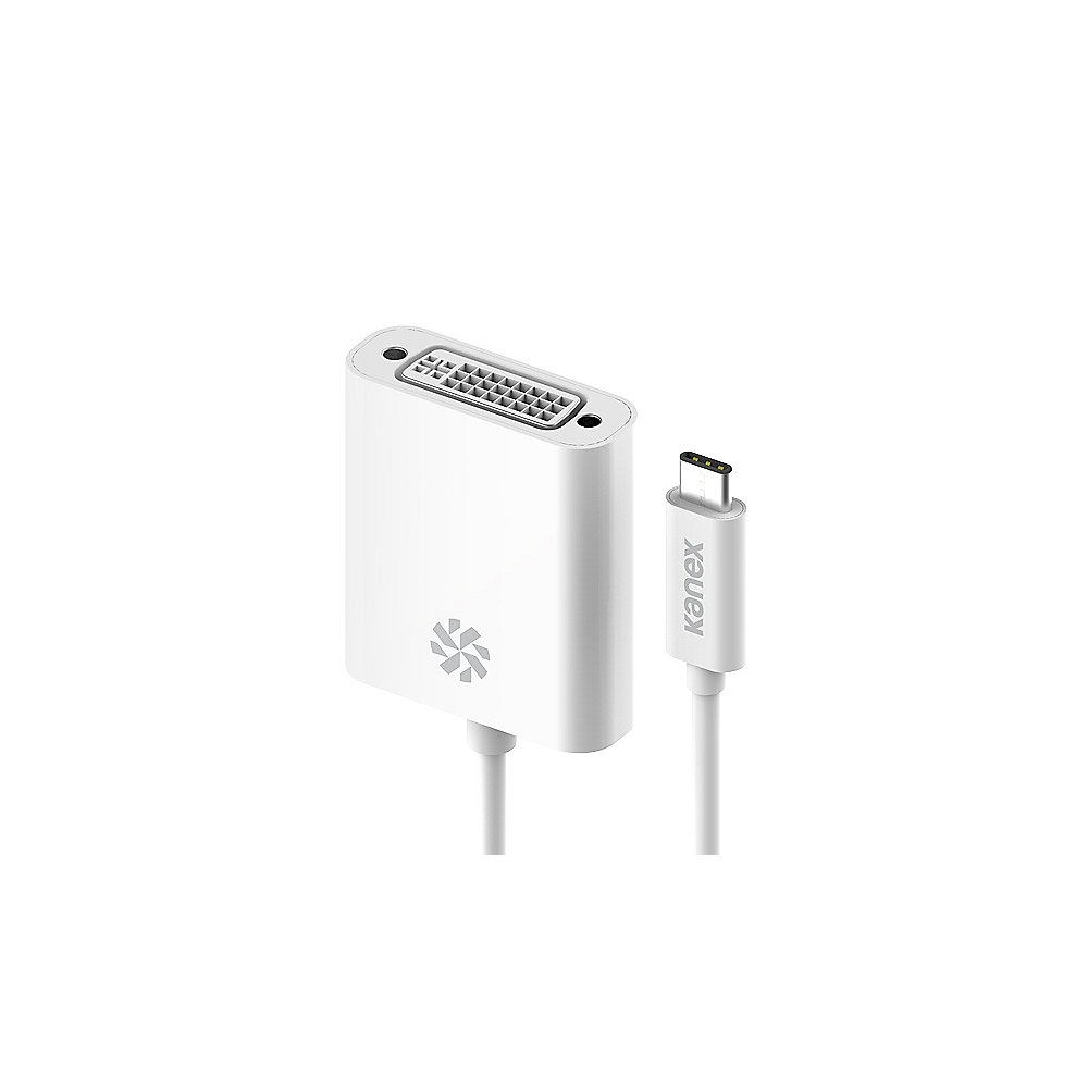 Kanex USB-C to DVI-D Adapter