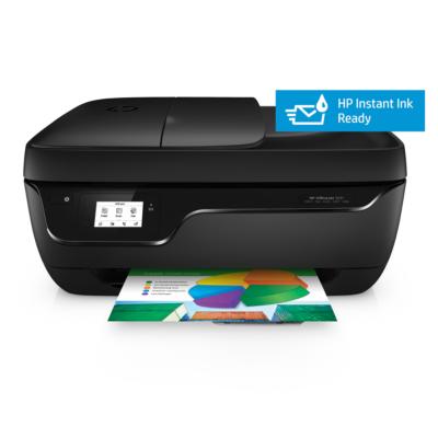 HP  OfficeJet 3831 Multifunktionsdrucker Scanner Kopierer Fax WLAN | 0190781062004