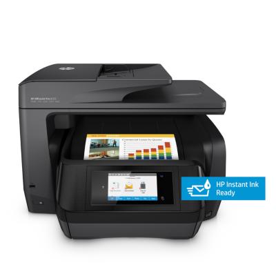 HP  OfficeJet Pro 8725 Multifunktionsdrucker Scanner Kopierer Fax WLAN LAN | 0190781073680