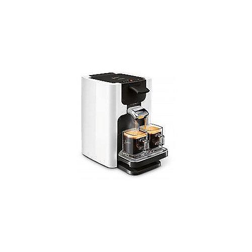 Quadrante HD7865/00 Padmaschine mit Kaffee-Boost weiß | 8710103793199