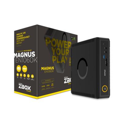 Zotac  ZBOX MAGNUS EN1060K Barebone i5-7500T 0GB/0GB M.2 SSD GTX1060 | 4895173612329