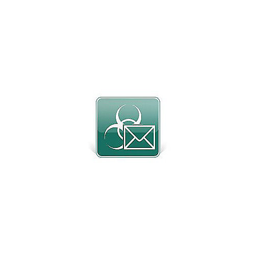 Kaspersky Security für Mail Server Base Staffel: 20-24 Lizenz 3 Jahre