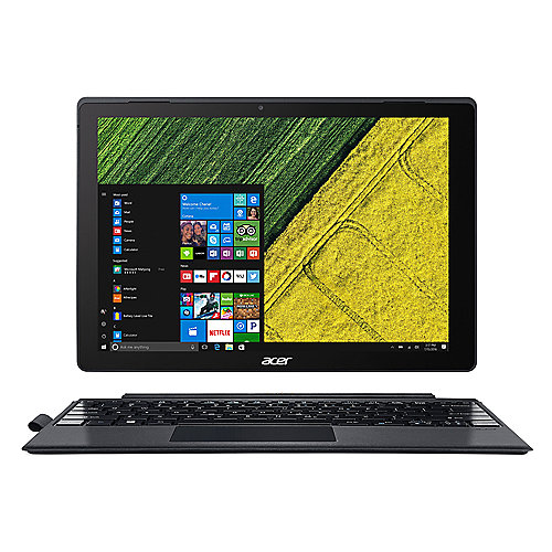 Acer Switch 5 SW512-52-5819 2in1 Touch Notebook i5-7200U PCIe SSD QHD Windows 10 | 4713883233378