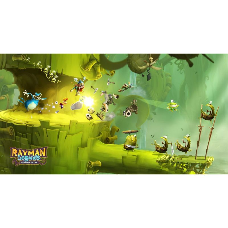 Rayman Legends Definite Edition - Nintendo Switch