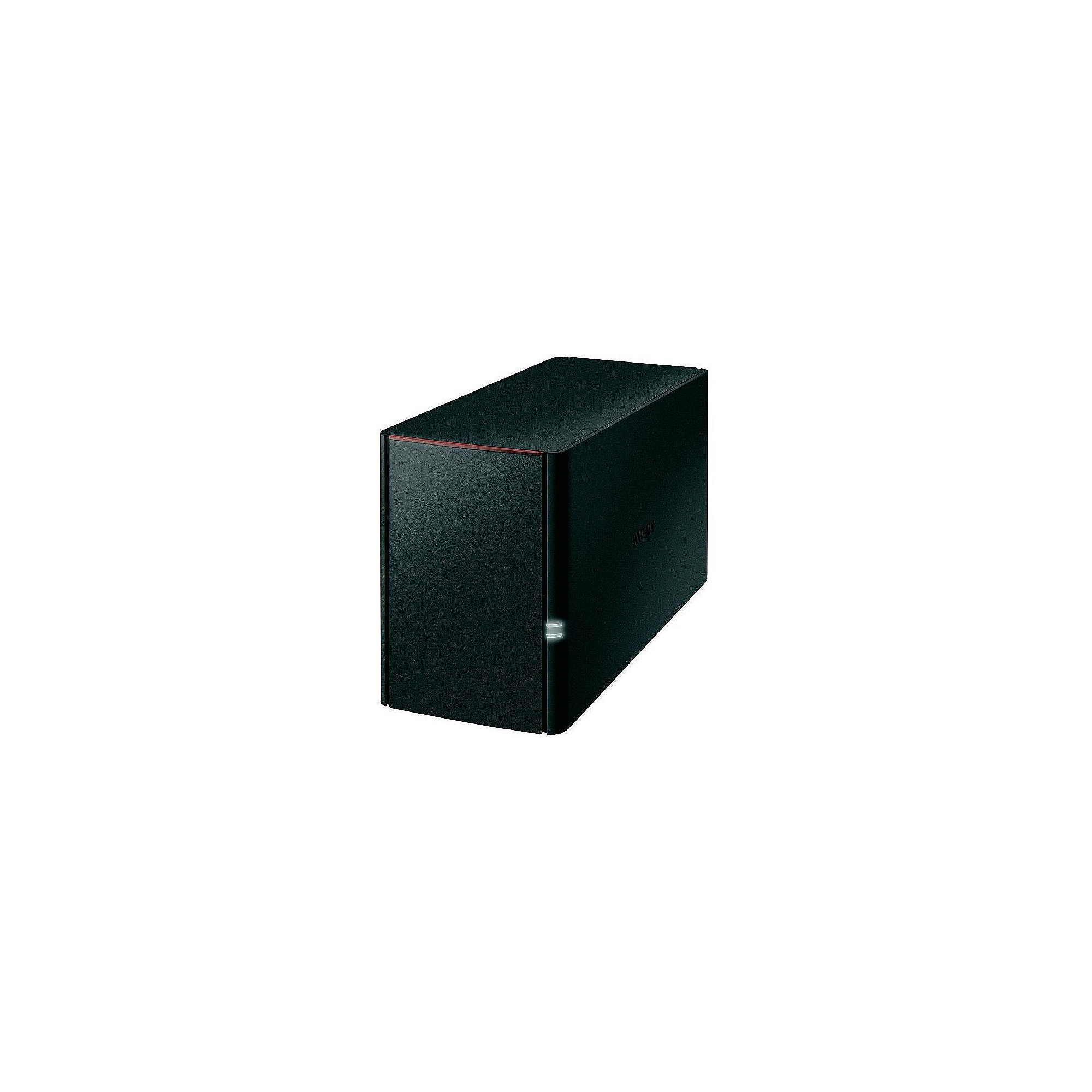 Buffalo LinkStation 220 NAS System 2-Bay 4TB inkl. 2x 2TB WD RED WD20EFRX