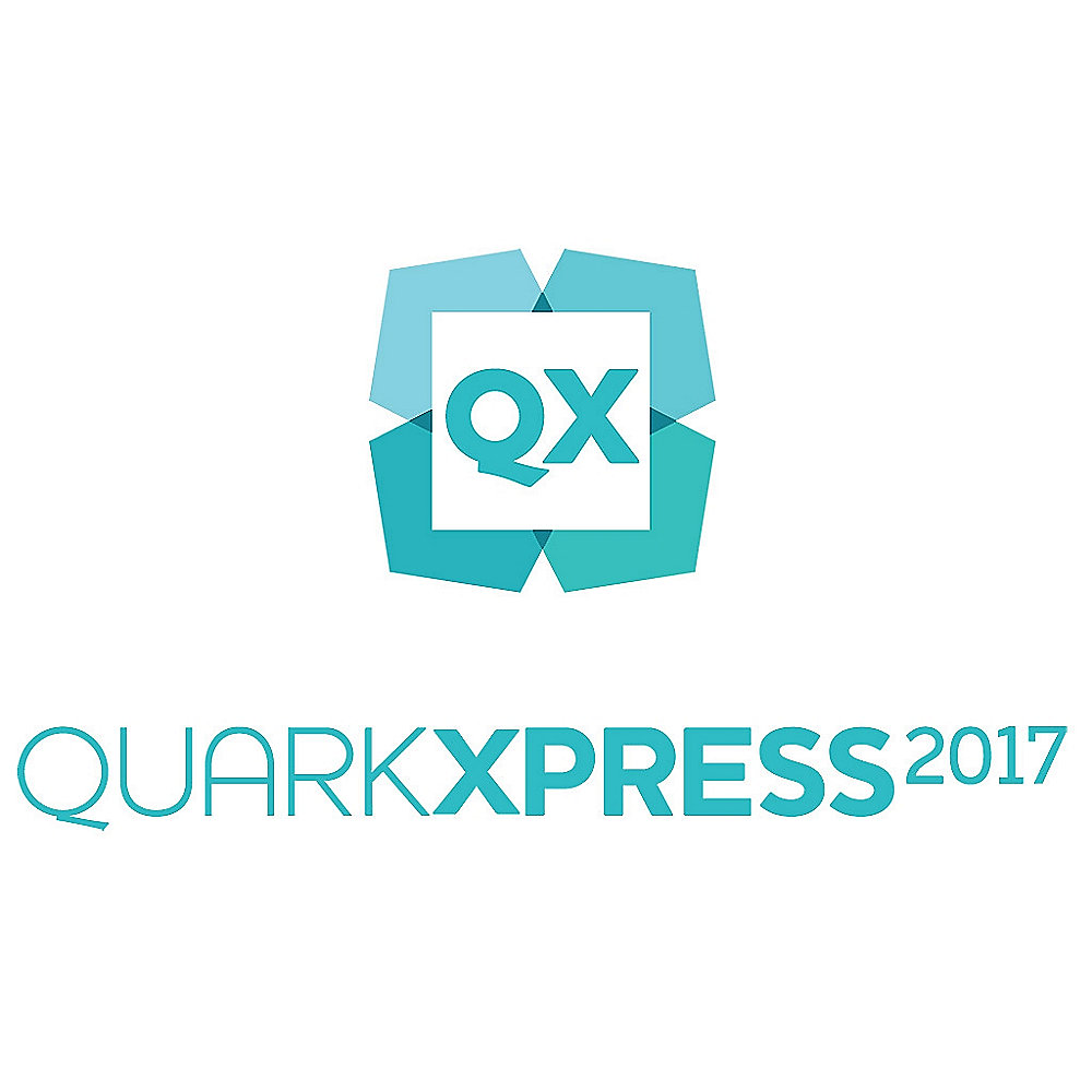 QuarkXPress 2017 Upgrade mit Support Plan, 1 Jahr