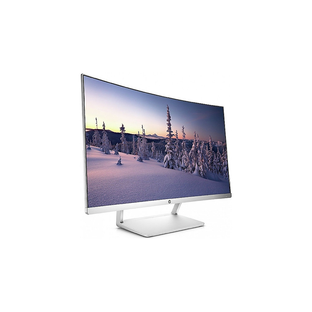 "HP 27curved Display (27"") 68,58cm 16:9 FHD DP/HDMI 5ms 10Mio:1 LED"