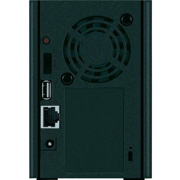 Buffalo LinkStation 220 NAS System 2-Bay Leergehäuse