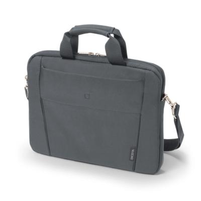 Dicota  Slim Case BASE Notebooktasche 31,75cm (11″-12,5″) grau | 7640158665114