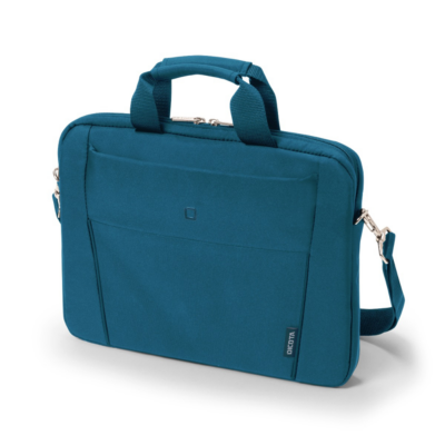 Dicota  Slim Case BASE Notebooktasche 31,75cm (11″-12,5″) blau | 7640158665138