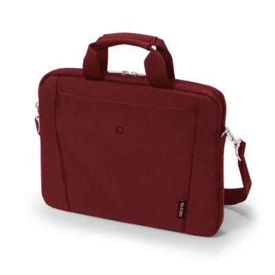 Dicota  Slim Case BASE Notebooktasche 31,75cm (11″-12,5″) rot | 7640158665121