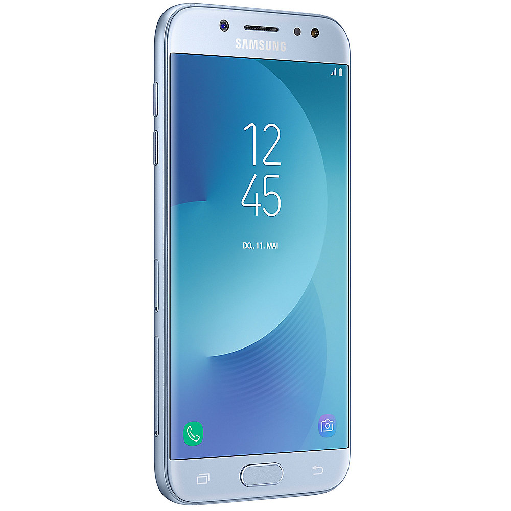 samsung galaxy j5 2017 duos j530fd blue android 7 0 smartphone cyberport. Black Bedroom Furniture Sets. Home Design Ideas