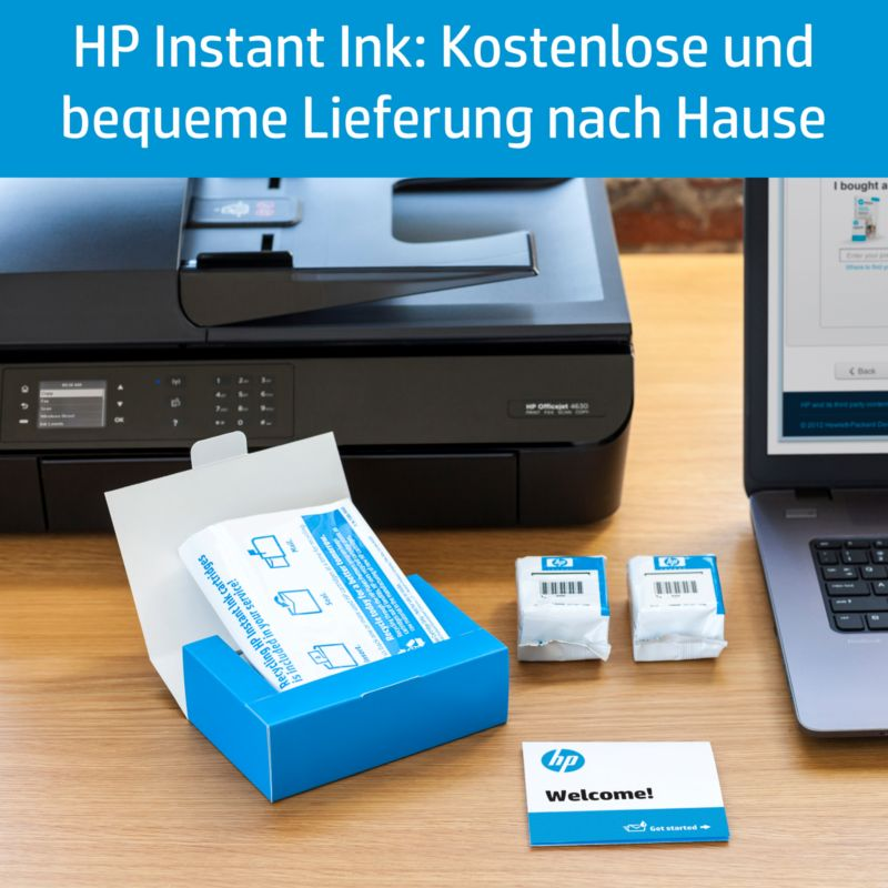 HP OfficeJet Pro 8715 Multifunktionsdrucker Scanner Kopierer Fax WLAN LAN