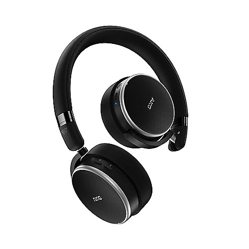 AKG N60NC BT Black On Ear Kopfhörer, Bluetooth, Noise Cancelling, Schwarz