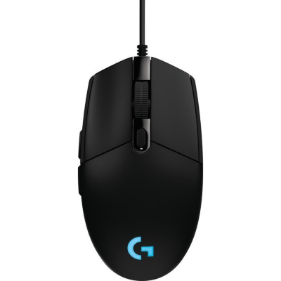 Logitech Gaming Logitech G203 Prodigy Gaming Maus Schwarz 910-004845 | 5099206066052