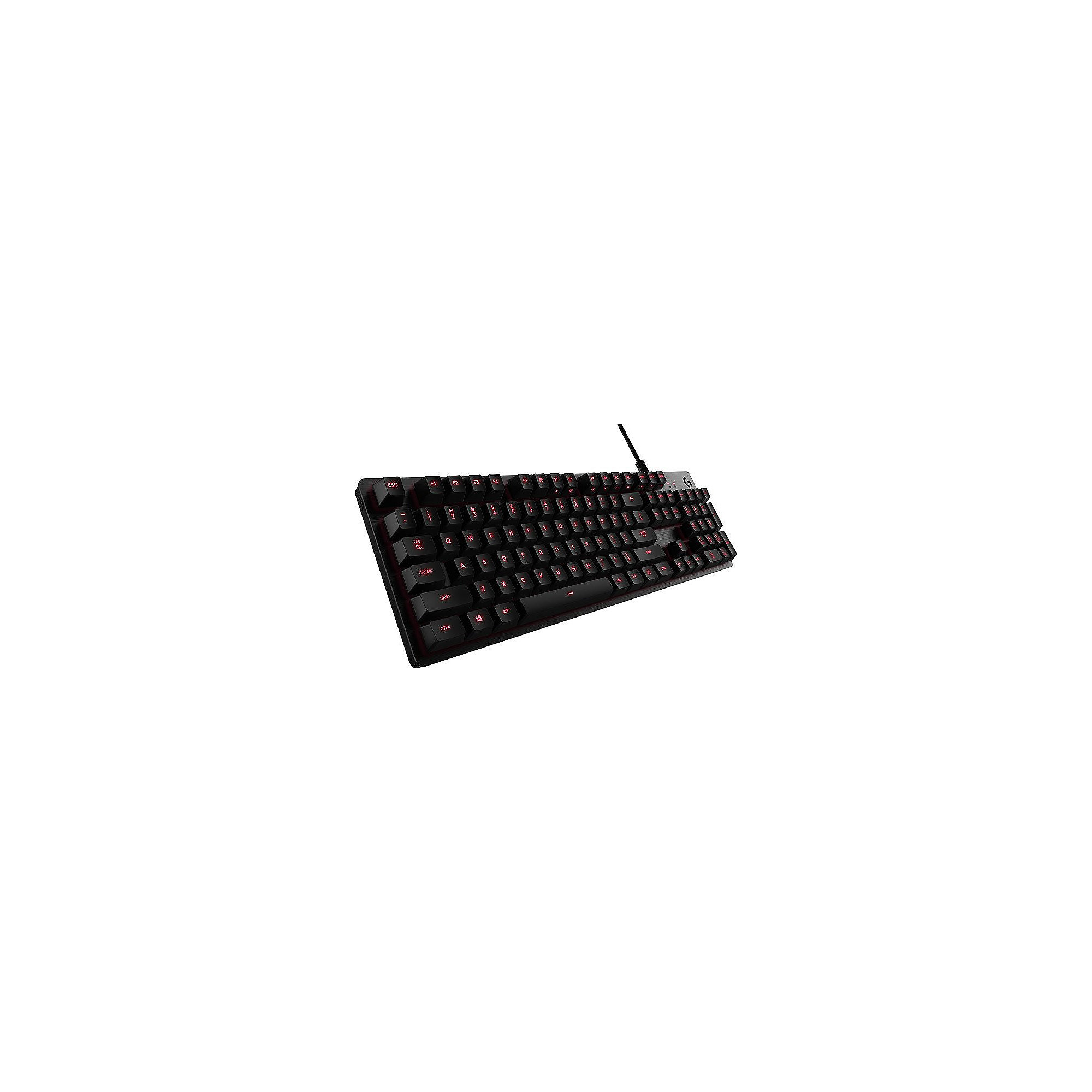 Logitech G413 Carbon USB Gaming Keyboard