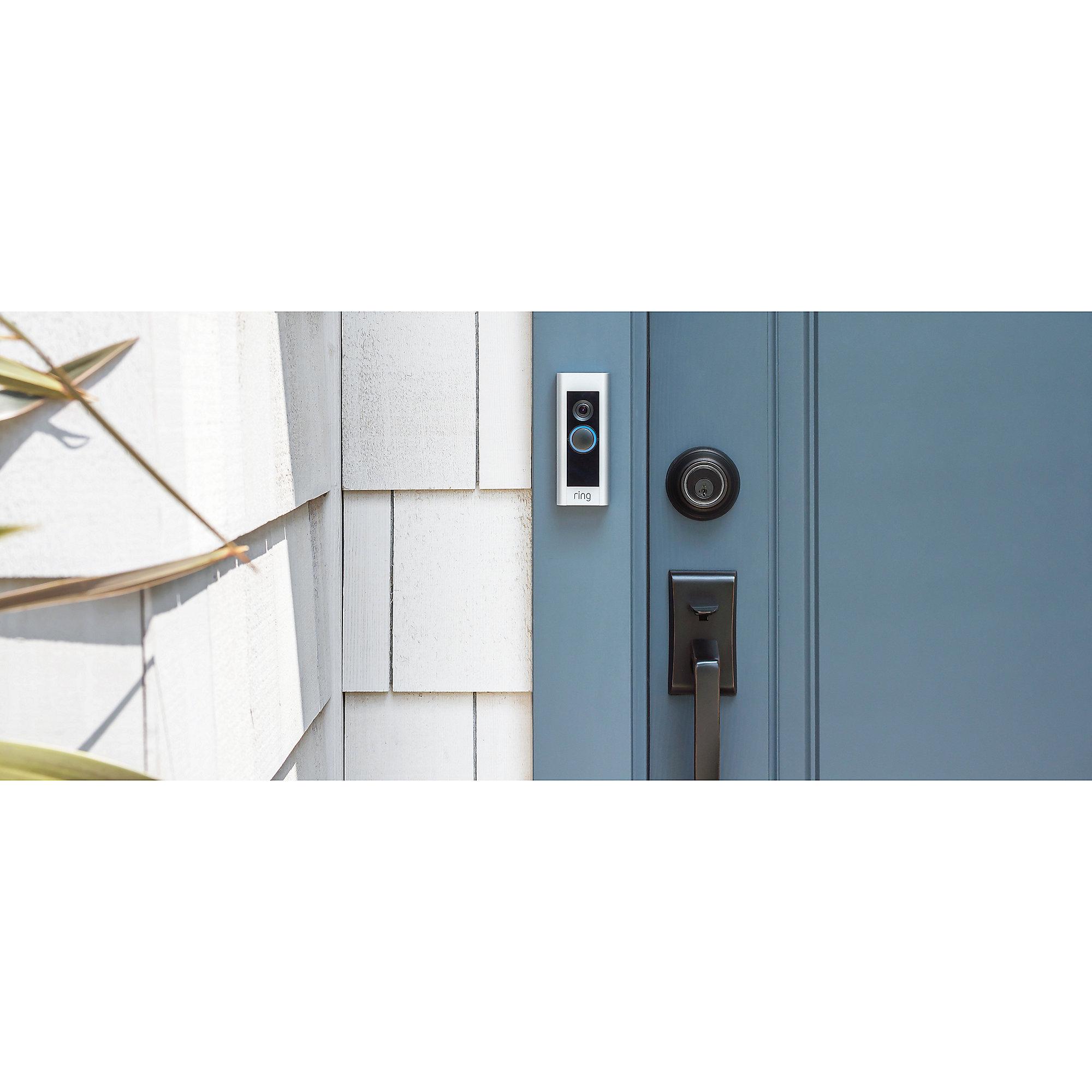 ring video t rklingel pro inkl chime gong transformer cyberport. Black Bedroom Furniture Sets. Home Design Ideas