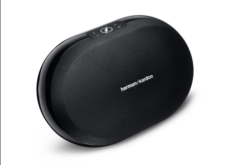 harman kardon OMNI 20 Wireless HD Lautsprecher mit Bluetooth u Firecast schwarz