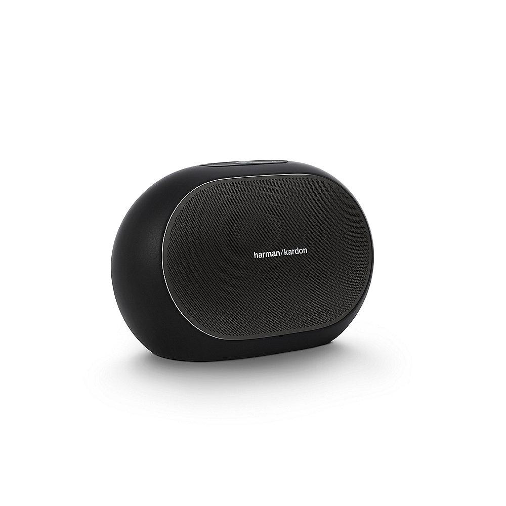 harman kardon Omni 50+ Schwarz WLAN Lautsprecher Multiroom Bluetooth ...